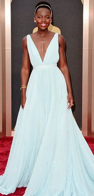 Lupita at the Oscars