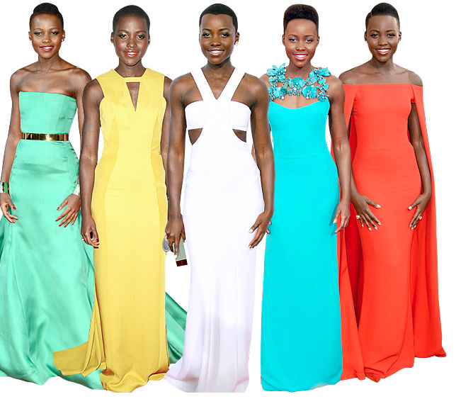Lupita Red Carpet Dresses