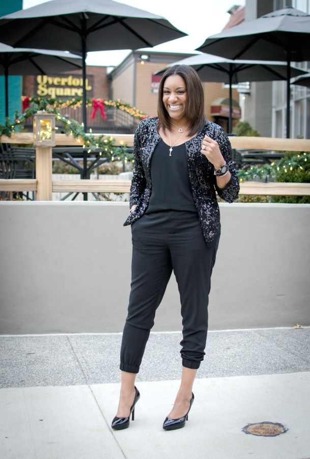 Holiday Style Black - According To Q-4