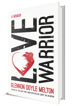According to Q book club Love Warrior