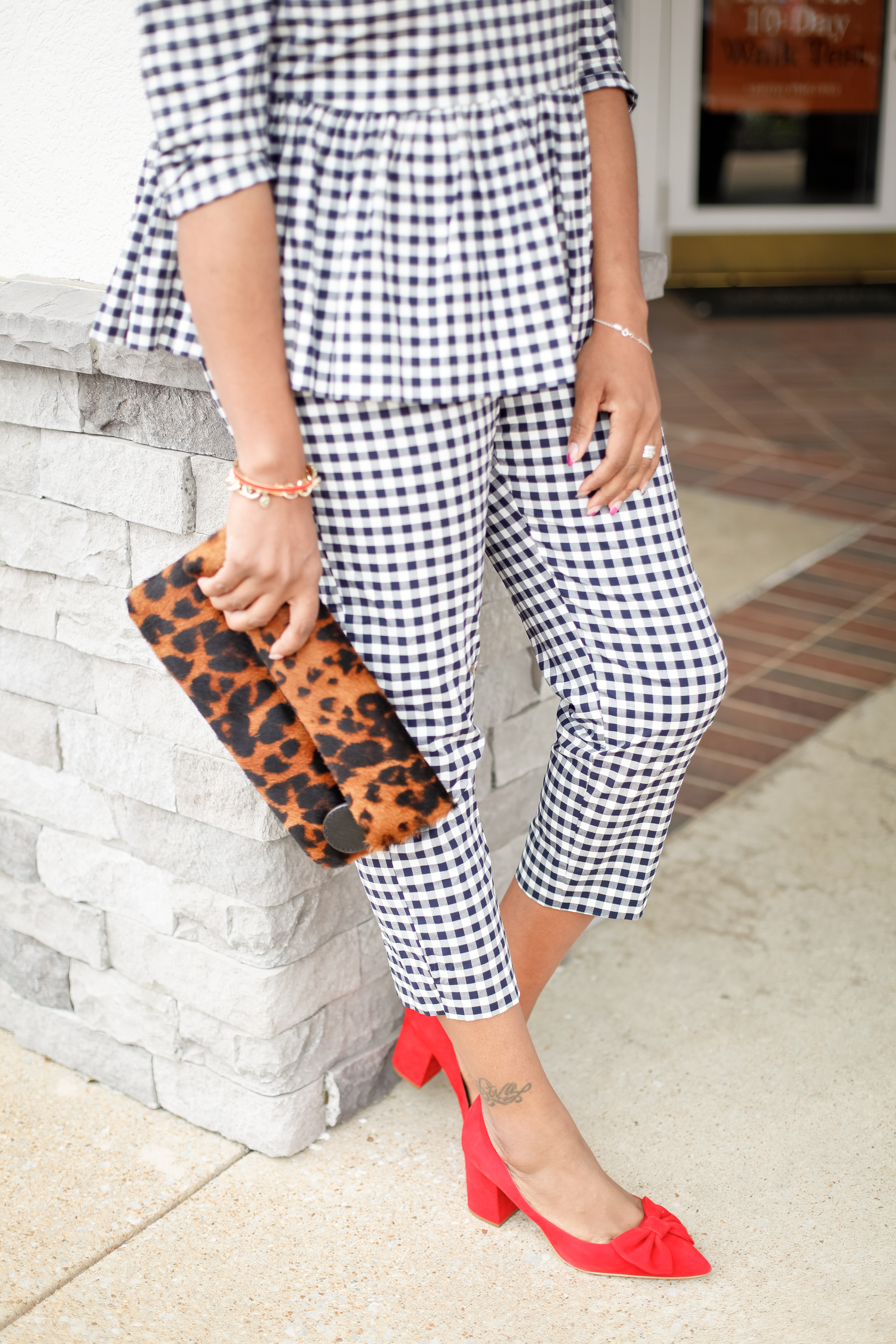 Gingham-Outfit-Red-Shoes-12